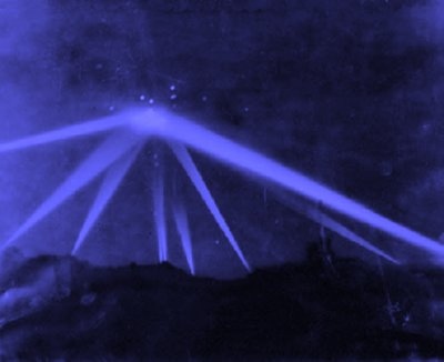 Image: Battle of Los Angeles 1942 Picture