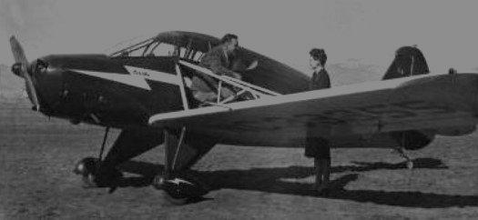 Ken Arnold's CallAir A-2