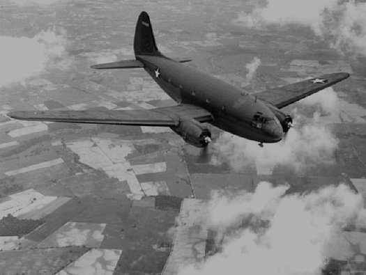 Curtiss Commando C46