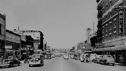 Chehalis 1940s