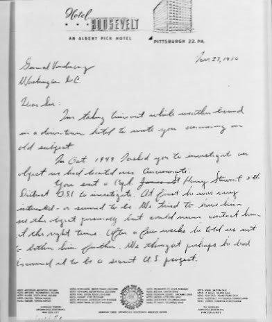 Winkler Letter