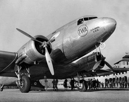 TWA-DC-3