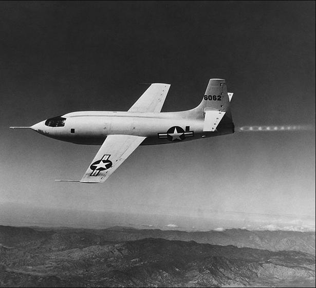 Bell XS-1