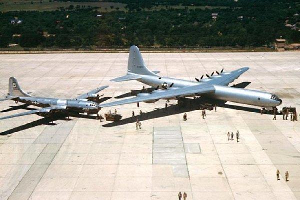 B-29, B-36
