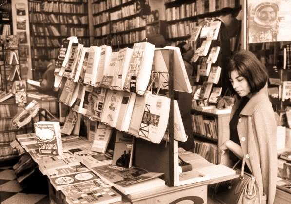 60s Book Shop