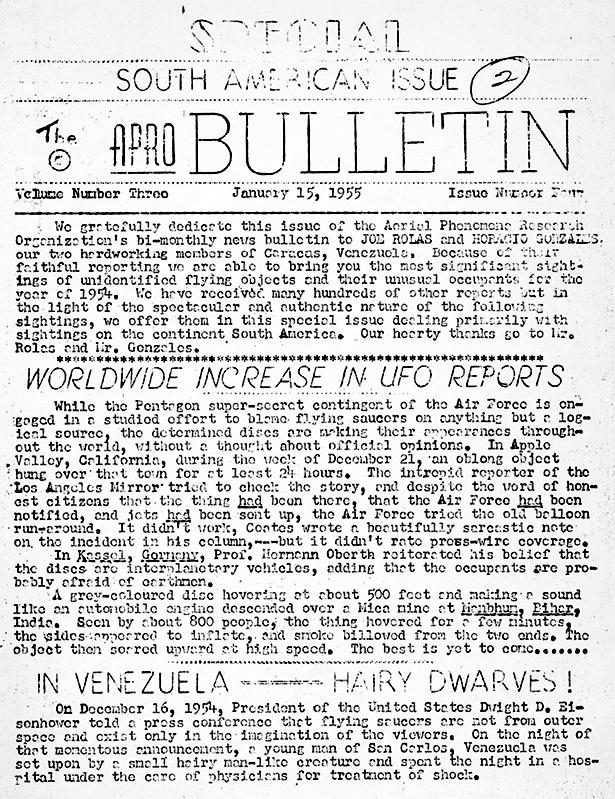APRO Bulletin