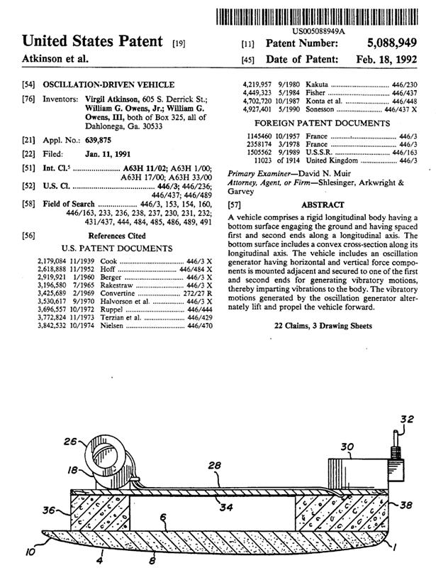 Atkinson Patent