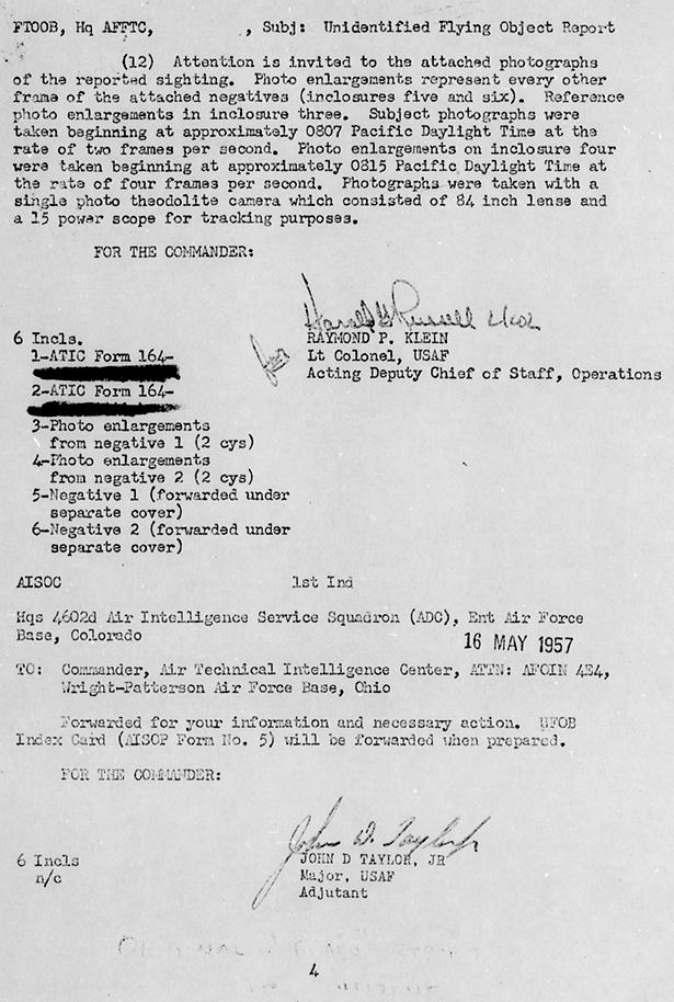 Klein Letter