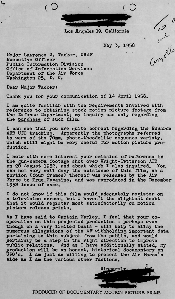 Miller Letter