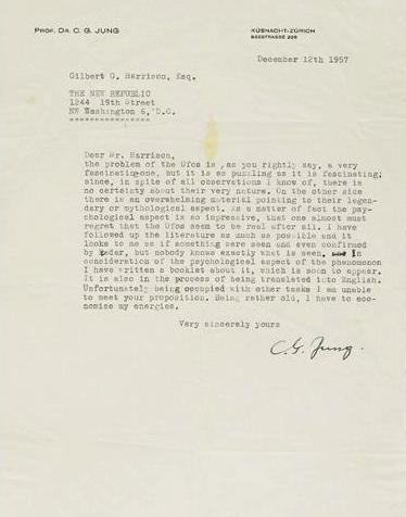 Jung Letter