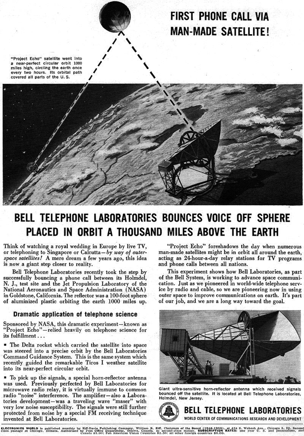 Bell Labs ad