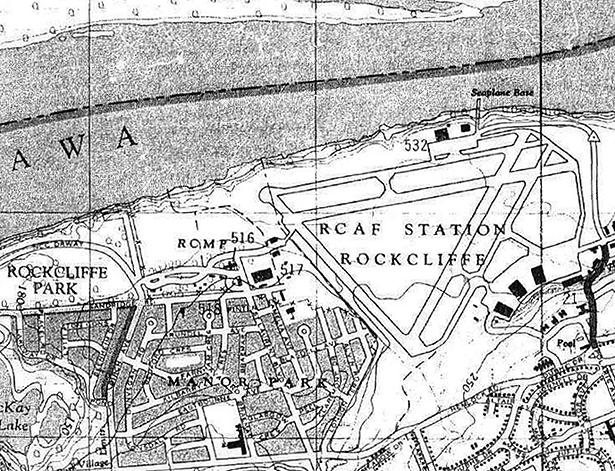 Rockcliffe map