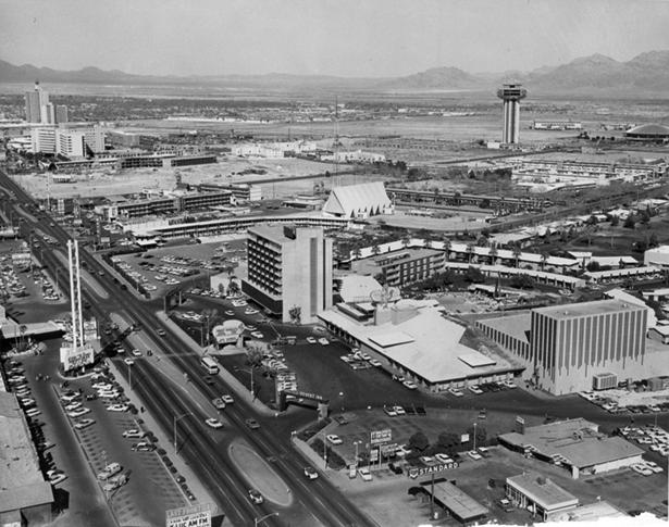 Vegas 1964