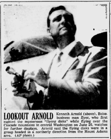Kenneth Arnold