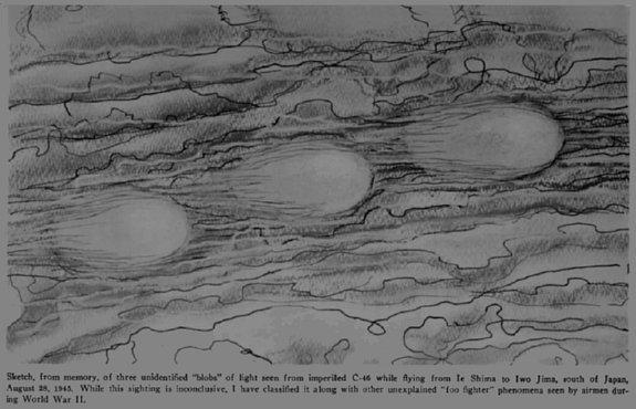 Leonard Stringfield Sketch