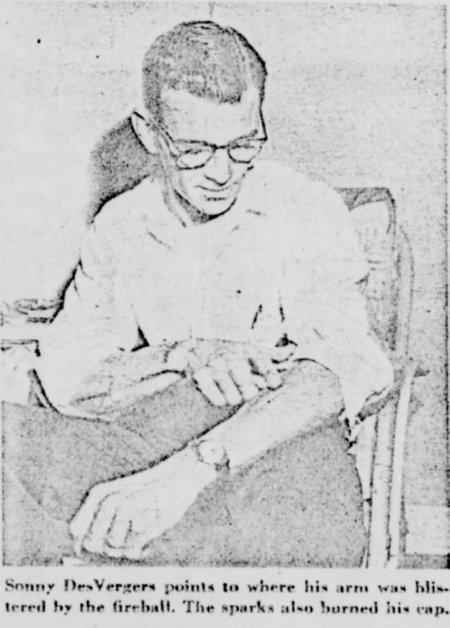 Sonny DesVergers
